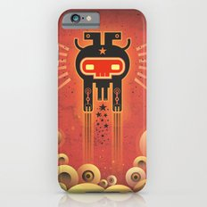 ELECTROCHAMAN Red face Slim Case iPhone 6s