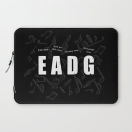 Bass Player Laptop Sleeve
