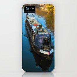 Little Venice London iPhone Case