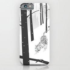 White tiger Slim Case iPhone 6s