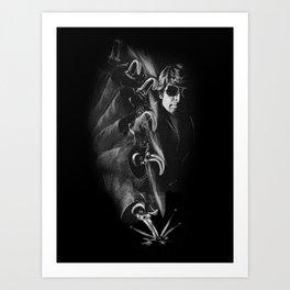Rolling Thunder Art Print