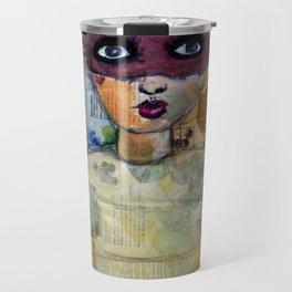 Phantoms' Girl Travel Mug