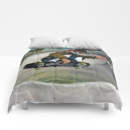 Pool Calavera Comforters