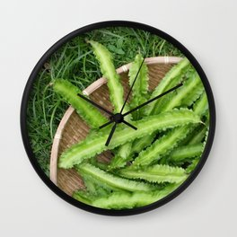 My Magical Beans Wall Clock