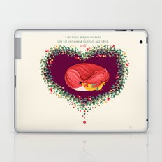 Weird L.O.V.E Laptop & iPad Skin