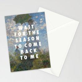Bryn's Parasol Stationery Cards
