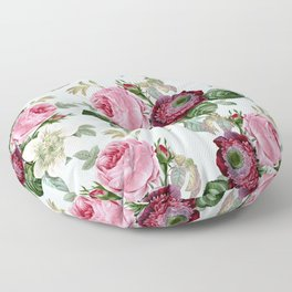 Floral enchant Floor Pillow
