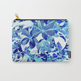 Blue sakura Carry-All Pouch