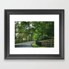 Kentucky Framed Art Print