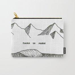 Mauka to Makai Carry-All Pouch