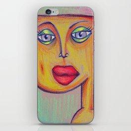 squarisha iPhone Skin