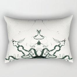 Irrational Logic #water Rectangular Pillow