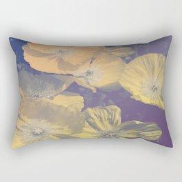 Capricious Tulips II Rectangular Pillow