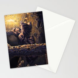 Ruins of The Nameless City Stationery Cards