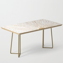 Let The Sunshine In Coffee Table