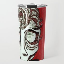 Numero 11,  August Ghoul #11 Travel Mug