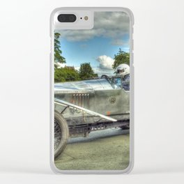 Vauxhall Quartermaine Special Clear iPhone Case