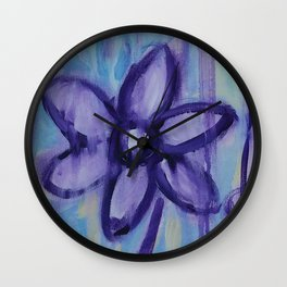 Disappointment bird Wall Clock