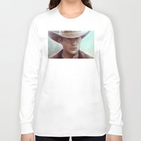dean winchester Long Sleeve T-shirts featuring Dean Winchester from Supernatural by Annike
