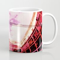 community Mugs featuring Community by Litew8