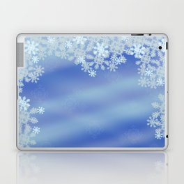 Frosted Edges Laptop & iPad Skin