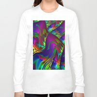 lantern Long Sleeve T-shirts featuring Lantern by David  Gough