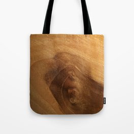 Real Wood Grain Wood Texture Tote Bag