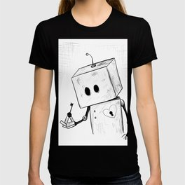 March of Robots: Day 6 T-shirt