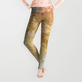 Pastel World Leggings