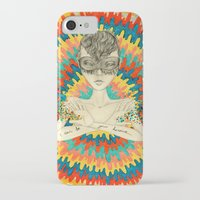 superheroes iPhone & iPod Cases featuring Superheroes SF by Krisonautopilot