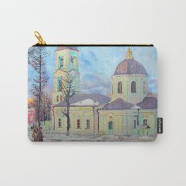 The Temple of the Mother of God's Icon of the Life-Giving Spring in Tsaritsyno Carry-All Pouch