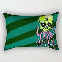 ä Skull Rectangular Pillow