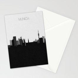 City Skylines: Munich Stationery Cards