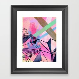 analemma Framed Art Print