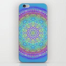 Doodle Mandala 0119 iPhone Skin