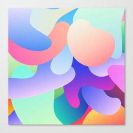 Coloramo Canvas Print