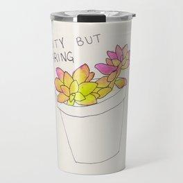dainty but daring Travel Mug