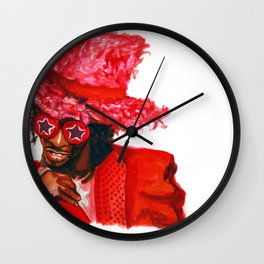 Bootsy Collins Wall Clock