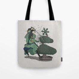 Bush-ido Tote Bag