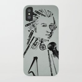 Wolfgang Amadeus Mozart iPhone Case