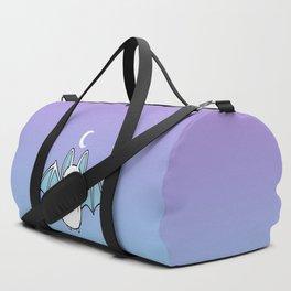 Cute Night Bat Duffle Bag
