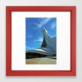 Olympique Framed Art Print