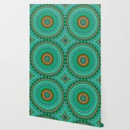 Geometric Mandala G388 Wallpaper