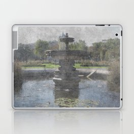Vienesse Fountain Laptop & iPad Skin