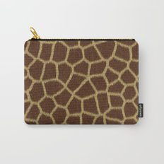 Animal Patterns - Giraffe Carry-All Pouch