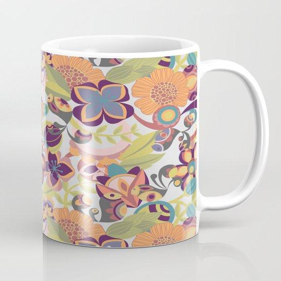 Birds in the fall Mug