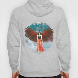 Lady of the Clouds Hoody