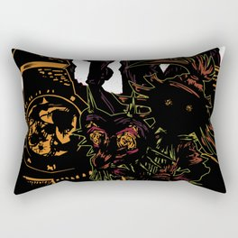 Legend of Majora's Mask Rectangular Pillow