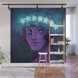 Morpheus God of Dreams Wall Mural