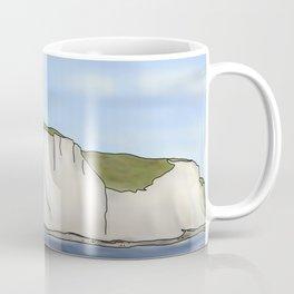 The White Cliffs Coffee Mug